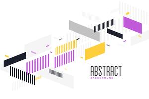 abstract modern geometric background design