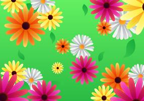 Beautiful Spring Wallpaper Vectors
