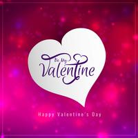 Happy Valentine's day love background