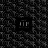 stylish dark pattern background design