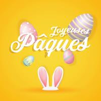 Joyeuses Pâques Groeten