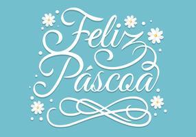lettering pascià feliz