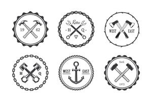 Circle Crafts Emblems
