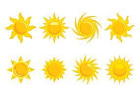 sol clipart set