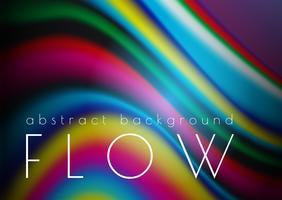 Abstract flow background