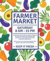 Flyer Design Farmers Market