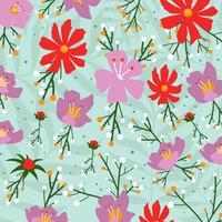 Papel de parede de fundo flor