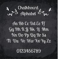 Vetorial, ilustração, de, riscado, alfabeto