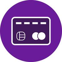 Credit card Vector Icon