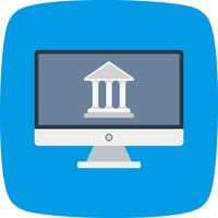 Internet-Banking-Vektor-Symbol