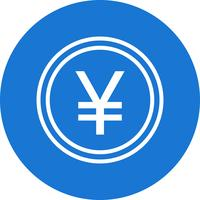 yen vektorikonen