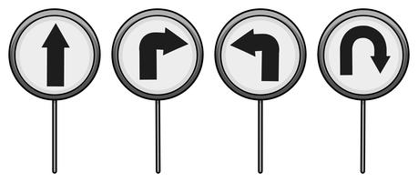 Road signages