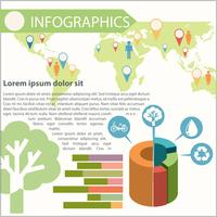 Een infographics met de verschillende locaties