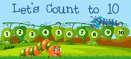 Let's count number to ten