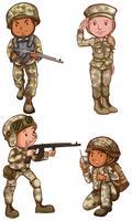 Vier tapfere Soldaten