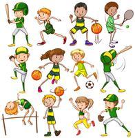 Set de sport