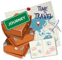 Hora de viajar logo