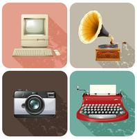 Retro objects