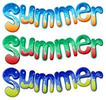 Textos de verão