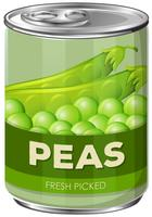 A Can of Picked Peas
