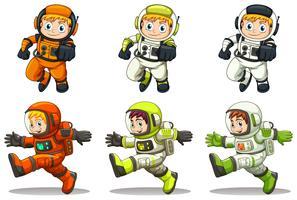 Jeunes astronautes