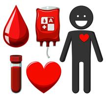 Human and blood donation