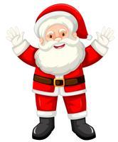 Glad jul vit bakgrund