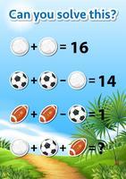 ¿Puedes resolver esta hoja de trabajo?