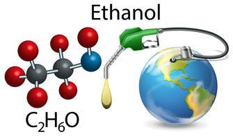 Ehanol und chemische Formel