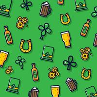 St.Patrick's day clipart Vecteur