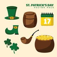 Pack de jour de Saint Patrick