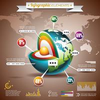 Vector design set of infographic elements