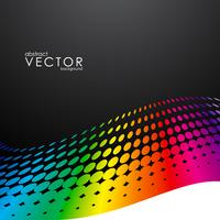 Fond abstrait vector
