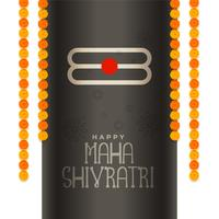 festival background of maha shivratri event