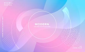 elegant modern abstract soft colors background
