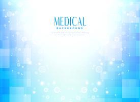 plantilla de fondo médico y sanitario
