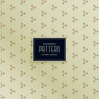 cute minimal pattern vintage background