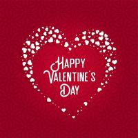 greeting card design for valentines day