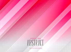 elegant pink lines abstract background