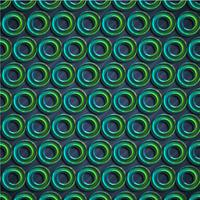 Colorful green circle abstract background, vector illustration