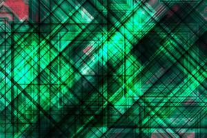 Abstrakt polygonal färgstark bakgrund med anslutna prickar och linjer, anslutningsstruktur, futuristisk hudbakgrund, vektorillustration