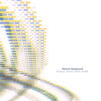 Abstrakter moderner wellenförmiger Hintergrund