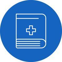 Vektor medizinische Ikone