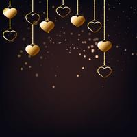 Eleganter Valentinsgruß-Hintergrund