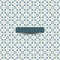 Textura digital Patrón de moda con color azul.