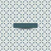 Digitale textuur. Trendy patroon met blauwe kleur