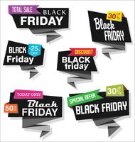 distintivi del Black Friday