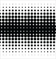 Abstract dotted vector background halftone effect