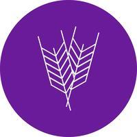 vektor gröda ikonen