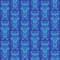 Himmelblå och blå prydnad